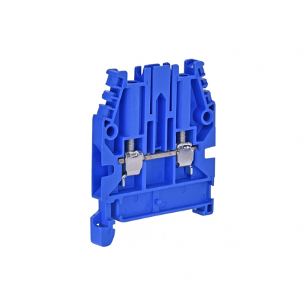 Клемма винтовая ESC-CBC.2B (2,5 мм2, синяя) - 1