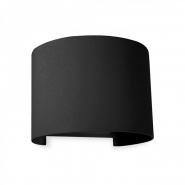 Светильник настенный DH013 COB  2*3W 450LM 3000K  IP54 черный  135*115*100мм