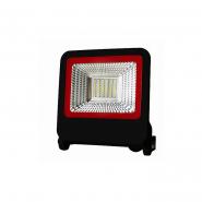 Прожектор 50W 6500K LED SMD чорний c радиатором  NEW(8)