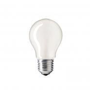 Лампа накаливания 75А1/Е27 GE матовая