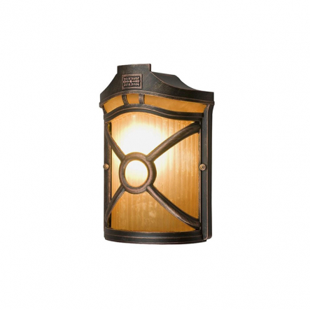 Уличная настенная подсветка Don 1*E27 60W - 1