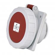 Розетка встраиваемая  EEH-3253  IP67 (32A, 400V, 3P+N+PE ETIMAT