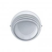 Светильник НПП1107 белый-круг ресничка  100Вт IP54 ИЕК
