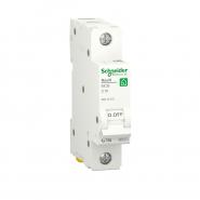 Автоматический выключатель   RESI9 6kA 1P 16A C