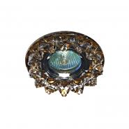 Светильник точечный Feron  CD2542  прозрачный/чайный