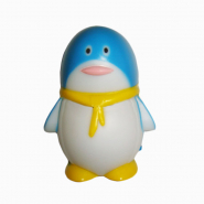 Ночник Lemanso Пингвин синий