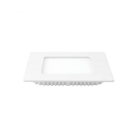 Светильник квадратный EUROLAMP LED Downlight NEW 6W 3000K - 1