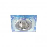 Светильник точечный Feron 8150-2/7   мультиколор-серебро перламутр
