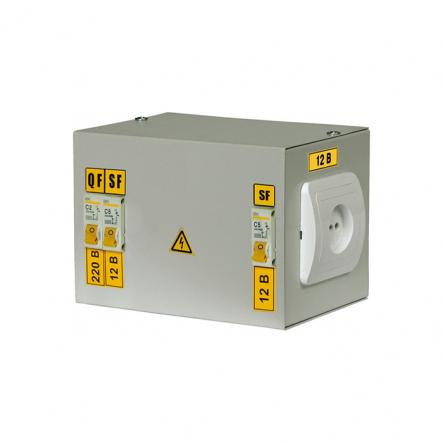 ЯТП-0,25 220/36-3 36 УХЛ4 IP30 ИЭК Ящик с пониж.трансформатором - 1