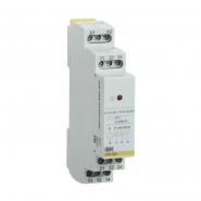 Промежуточное реле IEK OIR 3 конт (8А). 230 В AC  OIR-308-AC230V