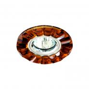 Светильник точечный Feron  CD2510  чайный/хром