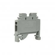 Клеммник пружинный JHN2-10,0 серый