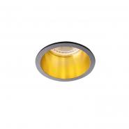 Светильник точечный  Kanlux без патрона 27326 SPAG D B/G чёрный золото