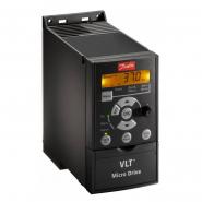 Преобразователь частоты VLT Micro Drive fc 051 0.37 кВт Danfoss