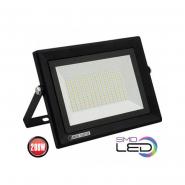 Прожектор PARS  SMD LED 200W 6400K ІР65 16000Lm/60/