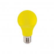 Лампа 6W A60 E27 2200K LED 170-265V 3м от комаров
