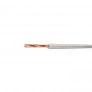 Провод монтажный гибкий теплостойкий с изоляцией из фторопласта МГТФ 0,75