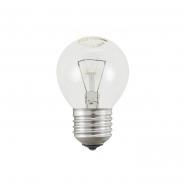Лампа шар 60D1/CL/E27 230V прозрачная GE