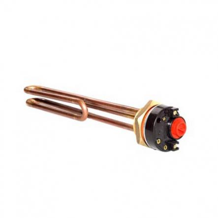 """Тэн RTC 20 2000W/230V, резьба 1-1/4""""BL для водонагревателя - 1"""