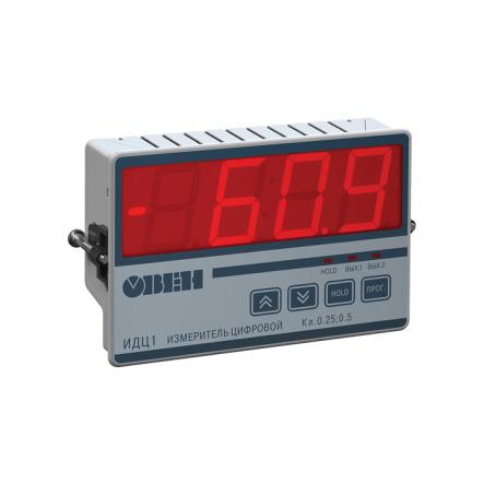 Измеритель цифровой одноканальный ОВЕН ИДЦ-1-Щ8 - 1