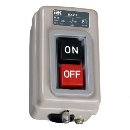 Выключатель ВКИ-216 3Р 10А 230/400В IP40 ИЕК - 1