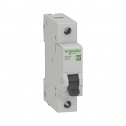 Автоматический выключатель EZ9  1Р 16А  С