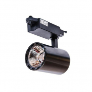 Светильник трековый ZL 4007 30w 4000k LED track blak
