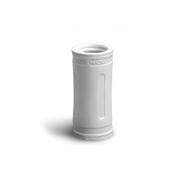 Муфта для жестких труб с уплотнительной прокладкой МSd20