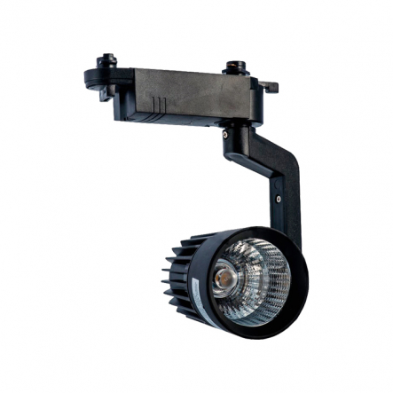 Светильник трековый ZL 4003 15w 4200k LED track black - 1