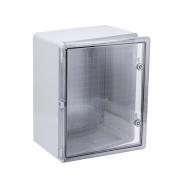 Корпус пластиковый ЩМПп 500х400х240мм прозрачная дверь УХЛ1 IP65 IEK