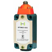 Выключатель концевой Промфактор ВП 15М 4211-54 с толкателем - 1