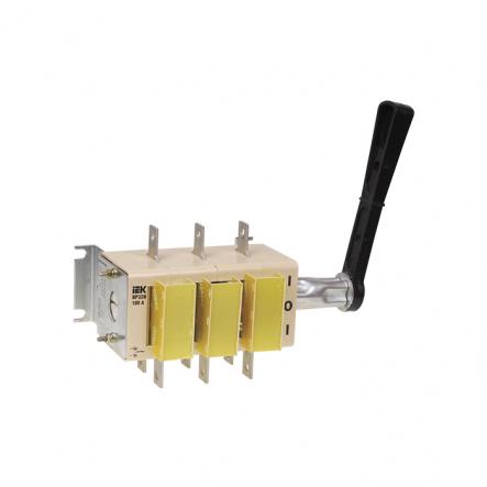 Выключатель-разъеденитель врубной ВР32И 250А съемная рукоятка ИЕК - 1