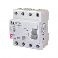 Реле дифференциальное (УЗО) EFI-4 40/0,3 тип AC (10kA) ETI 2064143