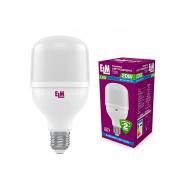 Лампа LED TOR  20W PA20S E27 6500K ELM
