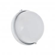Светильник влагостойкий MIF 010 60W круг белый без решетки