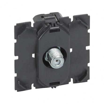Розетка TV (тип F) 0-2400 MГц Celiane - 1