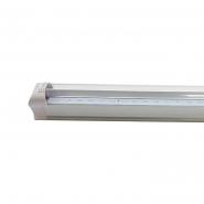 Светодиодный светильник T8-2835-1.2FS WW:R=2:2 ( 2 белых 2 красных ФИТО свет )