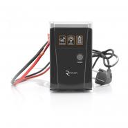 ИБП RITAR RTSW-500 LED (300W) внешняя АКБ 12В правильная синусоида
