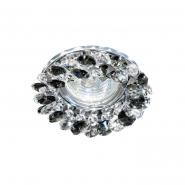 Светильник точечный  Feron  CD4141 серый/хром