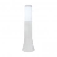 Светильник садово-парковый серый Е27(стовп.) Орхідея-2 8