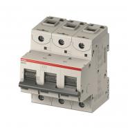 Автоматический выключатель ABB S803N C125 3п 125А