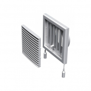 Решетка вентиляционная МВ 121 ВРс  187*142мм
