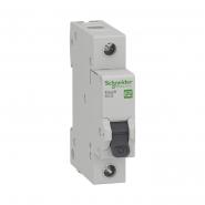 Автоматический выключатель EZ9  1Р 10А  С  Schneider Electric