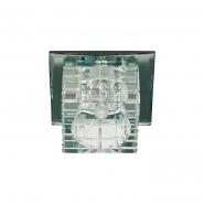 Светильник точечный Feron JD106 COB  10W прозрачный