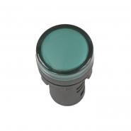 Светосигнальный индикатор IEK AD16DS (LED) матрица d16мм зеленый 12В AC/DC