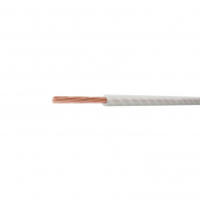 Провод монтажный гибкий теплостойкий с изоляцией из фторопласта МГТФ 0,1