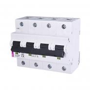Автоматический выключатель ETI 3p+N C 100А (20 kA) 2136732