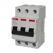 Автоматический выключатель АВВ  BMS413 C40 3п 40А 4.5kA