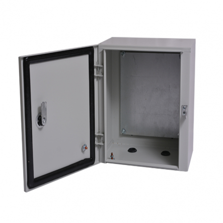 Бокс монтажный БМ-45 450х450х220 IP54 + панель ПМ - 1