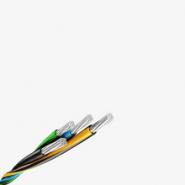 Провода самонесущие с изоляцией из полиэтилена СИП-4т 2х10